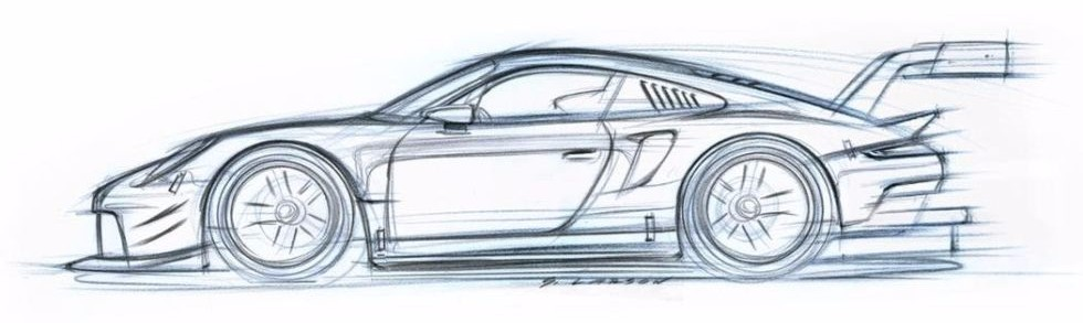 2017 911 RSR render